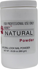 Rose Acrylic Powder - Natural (23.28 oz)