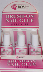 Rose Brush-On Glue (12 pack)