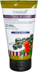 Petal Fresh Facial Lotion (Acai Berry & Rosehip Oil)
