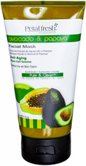 Petal Fresh Facial Mask (Avocado & Papaya)