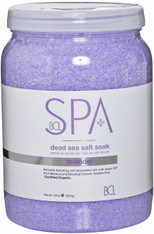 Spa Organics Dead Sea Salt Soak - Lavender (64 oz)
