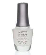 Morgan Taylor - Mattes A Wrap