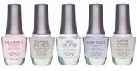 Morgan Taylor Nail Treatment 2013 Display (12 pcs)
