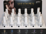 Harmony Gelish - The Shadows Collection (18 Colors w/Display)