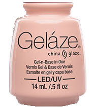 China Glaze Gelaze - Innocence