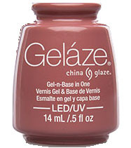 China Glaze Gelaze - Dress Me Up