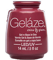 China Glaze Gelaze - Fifth Avenue