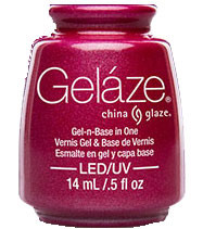 China Glaze Gelaze - Ahoy!