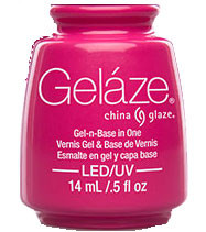 China Glaze Gelaze - Rich & Famous