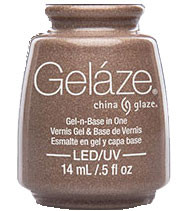 China Glaze Gelaze - Swing Baby