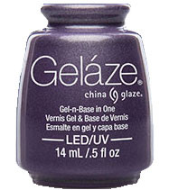 China Glaze Gelaze - Avalanche