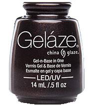 China Glaze Gelaze - Lubu Heels