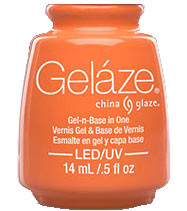 China Glaze Gelaze - Peachy Keen