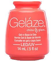 China Glaze Gelaze - Flip Flop Fantasy