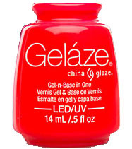 China Glaze Gelaze - Pool Party