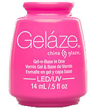 China Glaze Gelaze - Hang-Ten Toes