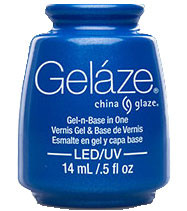 China Glaze Gelaze - Splish Splash