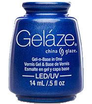 China Glaze Gelaze - Frostbite