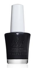 China Glaze EverGlaze - Back To Black (82334)