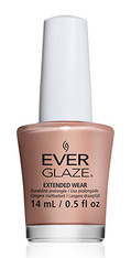 China Glaze EverGlaze - Beach Beige (82322)