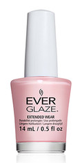 China Glaze EverGlaze - Blush Much? (82325)