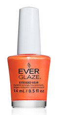 China Glaze EverGlaze - Orange You Obsessed? (82311)