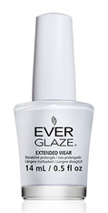 China Glaze EverGlaze - White Noise (82328)