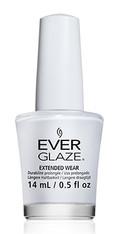 China Glaze EverGlaze - White Noise (82328)