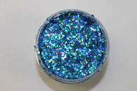 Starlight Nail Art Glitter - 96 Turquoise Diamonds (2 oz.)