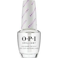 OPI Top Coat - Brilliant (High Shine)