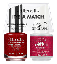 IBD It's a Match - Cosmic Red (65518)