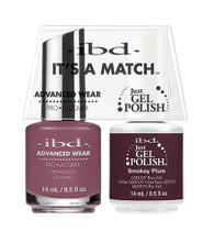 IBD It's a Match - Smokey Plum (65539)