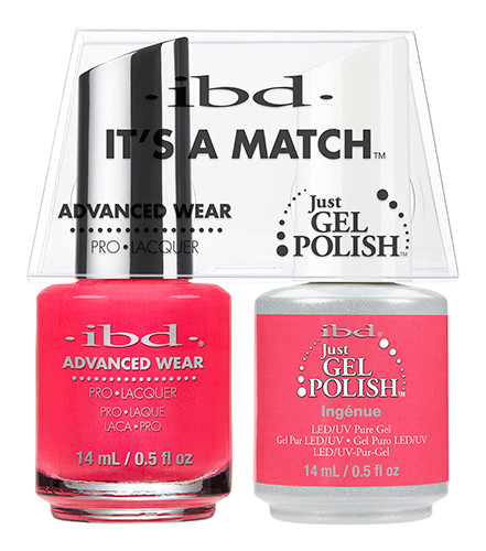 IBD Just Gel Polish 56588 Advanced Wear 65319 Ingenue 65491 Gel ...