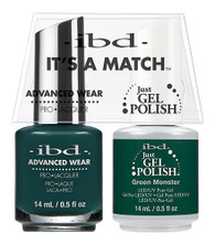 IBD It's a Match - Green Monster (65558)