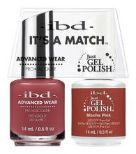 IBD It's a Match - Mocha Pink (65502)