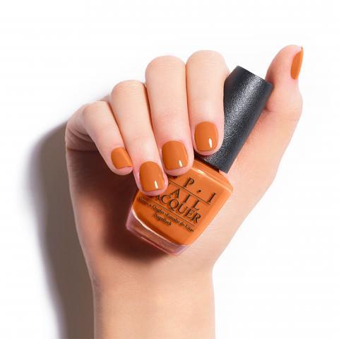 OPI Freedom of Peach W59 Nail Polish Orange Peach Washington DC