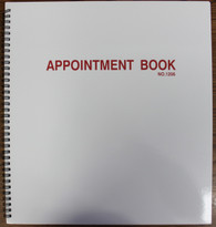 Starlight Appointment Books (Form No. 1206)