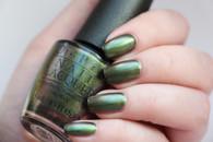 OPI Nail Polish - Green on the Runway (C18)