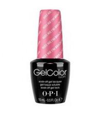OPI Gelcolor - Kiss Me I'm Brazilian (GC A68)