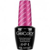 OPI Gelcolor - Pompeii Purple (GC C09)