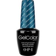 OPI Gelcolor - Unfor-Greta-Bly Blue (GC G24)