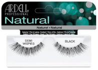 Ardell Eyelashes - Natural Demi Wispies Black (65012)