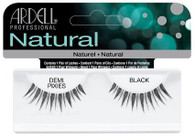 Ardell Eyelashes - Natural Demi Pixies Black (65014)