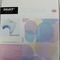 Select LED UV Lamp - 6240 (24 Watt)