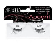 Ardell Eyelashes - Natural Accent Black (61305)