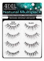 Ardell Eyelashes - Natural Multi-pack Demi Wispies Black (61494)