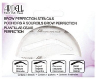 Ardell Eyelashes - Brow Perfection Stencils (68065)