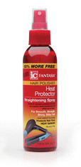 Fantasia Hair Polisher Heat Protector Straightening Spray (6 oz.)