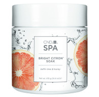 CND Spa - Bright Citron Soak (14.4 oz.)