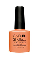 CND Shellac - Shells in the Sand